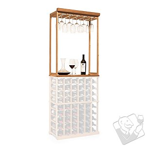 N'FINITY Wine Rack Kit - Stemware & Tabletop