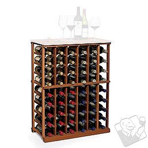 N'FINITY Wine Rack Kit - 6 Column Half Height