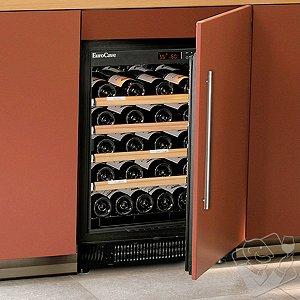 EuroCave Performance 59 Built-In Wine Cellar (Right Hinged Custom Panel Door)