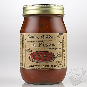 Italian Tomato Pizza Sauce (Set of 2)