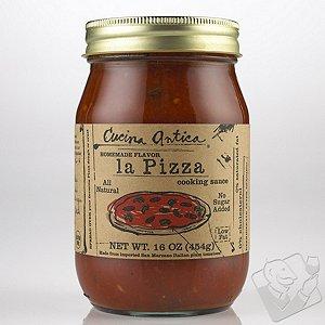 Italian Tomato Pizza Sauce (Set of 2)