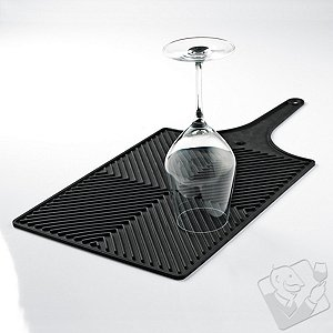AirFlow Glassware Drying Mat