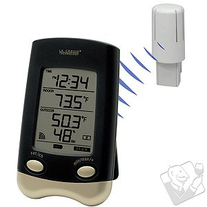 La Crosse Wireless Temperature & Outdoor Humidity Station