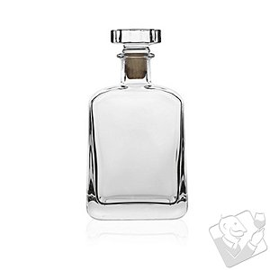 Luigi Bormioli Whiskey Decanter