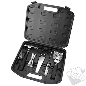 Bar Tools Cocktail Set