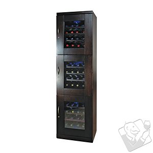 Trilogy Wine Cellar Espresso (Right Hand Hinged Door)