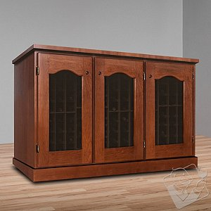 Vinotheque Provence Credenza with NFINITY Cooling Unit