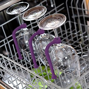 Quirky Tether Stemware Saver - Set of 4