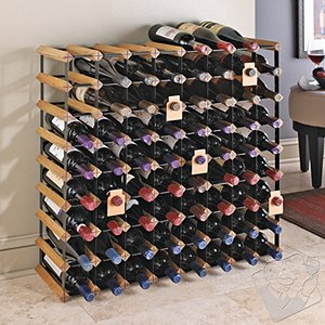 72 Bottle BOXX Wine Rack System