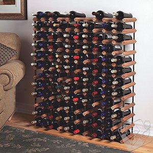 120 Bottle BOXX Wine Rack System