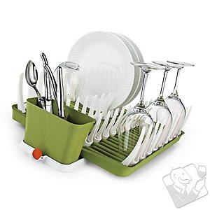 Folding Dish Rack/Wine Stem Drainer