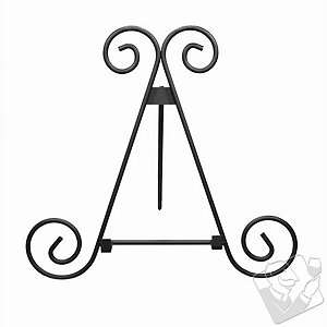 Wrought Iron Easel Stand