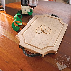 Personalized Chopping Block