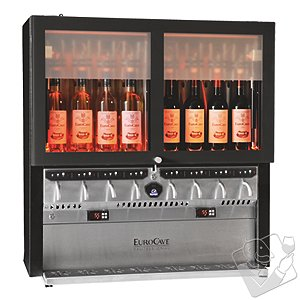 EuroCave Vin Au Verre VOV3E Wine Preserver and Dispenser