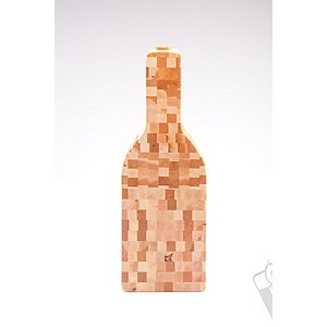 Wine Bottle Chopping Block