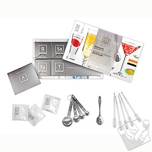 Cocktail R-Evolution Molecular Gastronomy Kit by Molecule-R