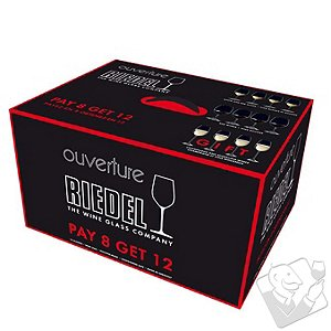 Click here for Riedel Ouverture Pay 8 Get 12 prices