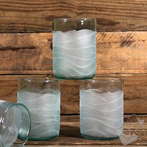 Glacier Glass (Set of 4)
