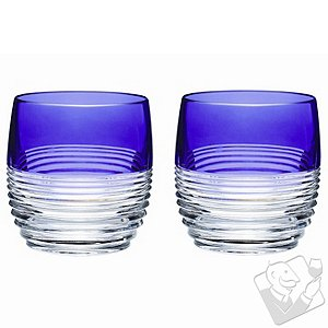 Waterford Mixology Circon Purple Double Old Fashioned (Set of 2)