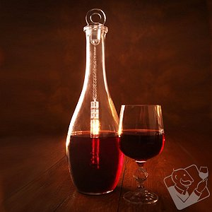Magnetic Wine Wand