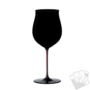 Riedel Sommeliers Burgundy Grand Cru Black/Red/Black - Black Series Collector's Edition