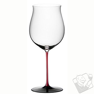Riedel Sommeliers Burgundy Grand Cru Red- Black Series Collector's Edition