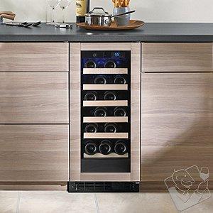American Designer Series 24-Bottle Wine Refrigerator