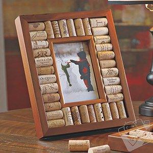 Wine Cork Picture Frame Kit (4x6 photo)
