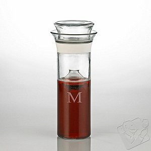 Personalized Savino Wine Saver Carafe