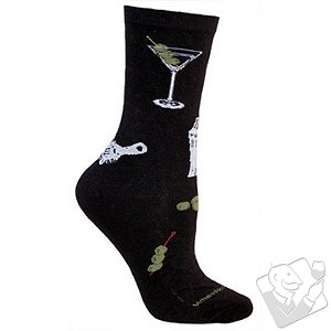 Women's Martini Socks