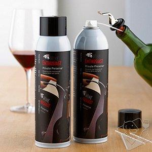 Wine Enthusiast Private Preserve Wine Preservation Spray (Set of 2)
