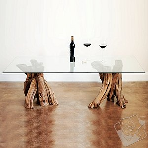 Grapevine Coffee Table (30 X 60)