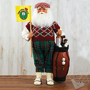 Karen Didion 19th Hole Santa