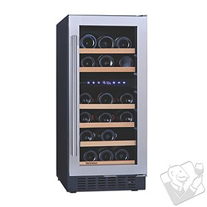 N'FINITY PRO SD Dual Zone Wine Cellar