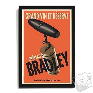 Personalized 'Wine Cork' Framed Print