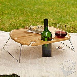 Wine Picnic Tray