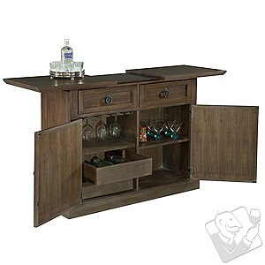 Howard Miller Monaciano Bar Console