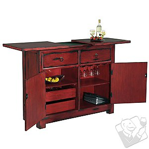 Howard Miller Rufino Bar Console