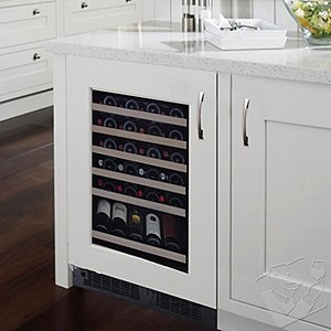 Wine Enthusiast SommSeries Single Zone Wine Cellar Left Hinge (Panel Ready)
