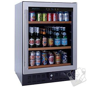N'FINITY PRO S Beverage Center (Stainless Steel Door)