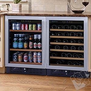 N'FINITY PRO S Beverage Station (Stainless Steel Door)