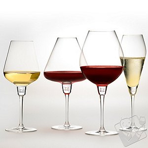 Peugeot Les Impitoyables Tasting Glass Set (Set of 4)
