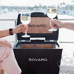 Sovaro Cork Insulated Luxury Wine Cooler