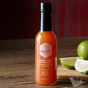 Pappy Van Winkle Bourbon Barrel-Aged Hot Sauce