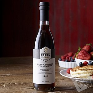 Pappy Van Winkle Bourbon Barrel-Aged Pure Maple Syrup