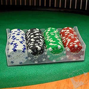 Personalized Poker Chips (Set of 200)