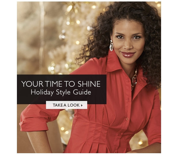 Holiday Style Guide 2016