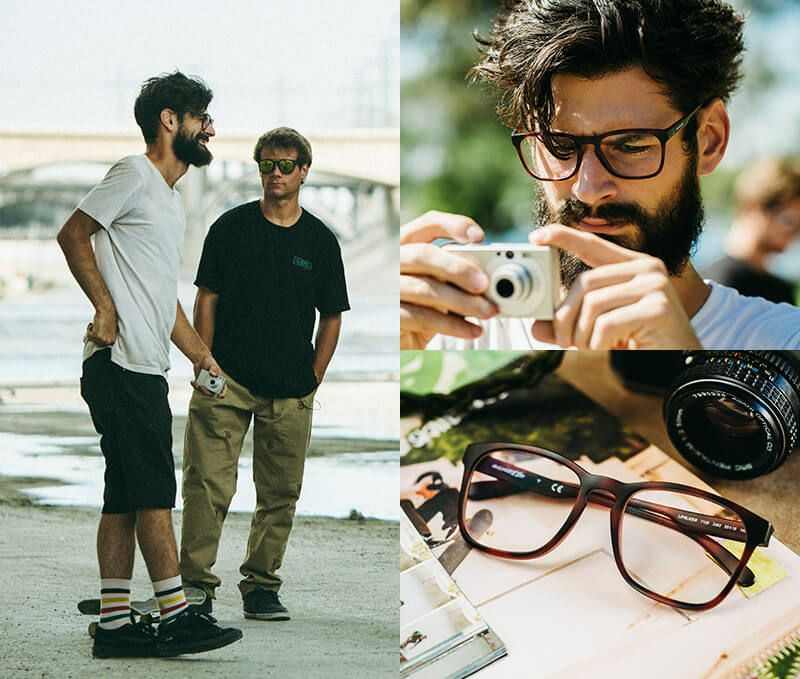 Eyeglasses Lipsides