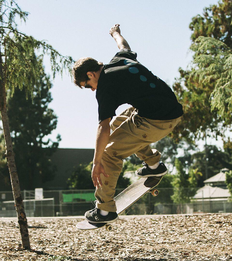 Boy skate