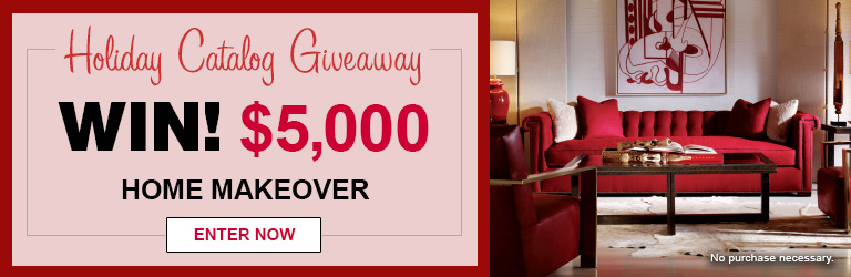Win a Holiday Room Makeover